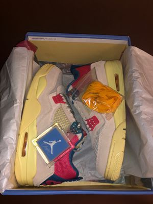 Air Jordan 4 Retro Union Guava Ice Size 10 UA for Sale in Fort Worth, TX