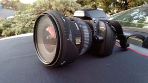 Nikon D40x W 2 lenses/ Nikon 18-55mm + Nikon 55-200mm f/4-5.6G for Sale in Oakland, CA