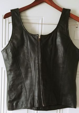 Woman's Leather Top for Sale in Richmond, VA