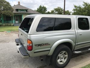 Toyota Tacoma CAMPER (2001) for Sale in Fort Worth, TX