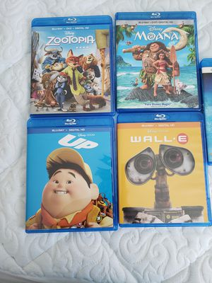 5 disney movies for sale for Sale in Framingham, MA
