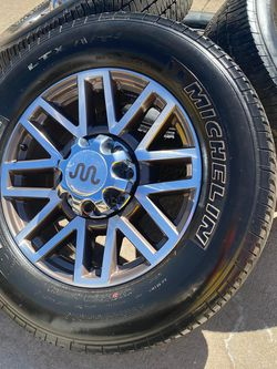 """Ford King Ranch 20"""" Wheels And Tires for Sale in Colorado Springs,  CO"""