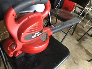 Craftsman electric blower for Sale in Fort Washington, MD