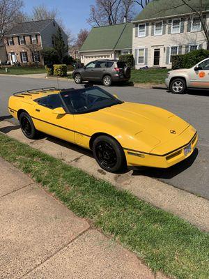 1990 Chevrolet Corvette for Sale in Fairfax, VA