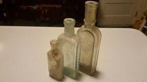 Antique bottles for Sale in Boston, MA