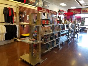 Commercial Retail metal shelving for Sale in Tualatin, OR