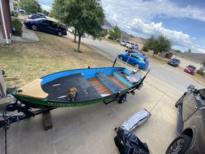 14ft fishing boat for Sale in Leander, TX