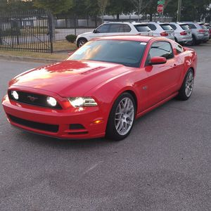 2013 Ford mustang GT coupe 6 speed manual for Sale in Norcross, GA