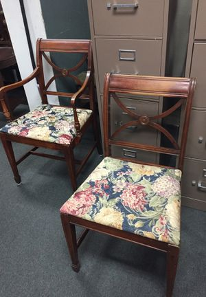 Antique chairs for sale for Sale in Coronado, CA