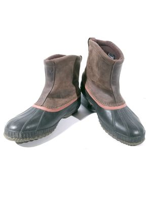 SOREL Cheyanne Premium Slip-On Premium Sz 11 Men Rain Duck Boots for Sale in Thornton, CO