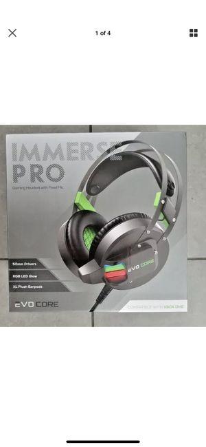 Evo core headset for Sale in Anaheim, CA