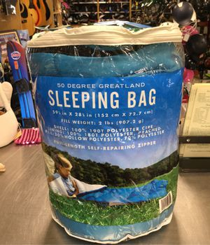 Sleeping Bag Blue for Sale in Matawan, NJ