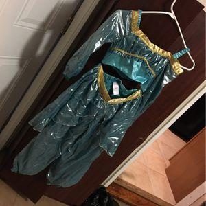Princess Jasmine-inspired Girl's Costume 7/8 for Sale in Whittier, CA