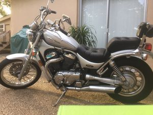 Motorcycle cruiser - 2003 Suzuki INTRUDER 8007500 miles, black and silver, very good condition,Great condition, Silver, Rides like new, very low for Sale in Indian Shores, FL
