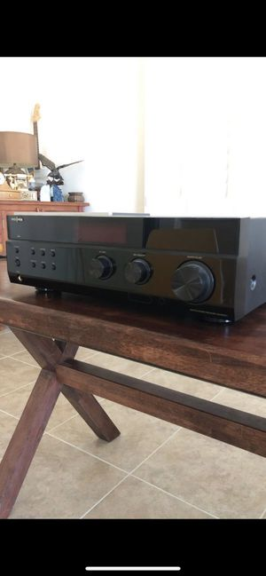 Insignia AM/FM stereo receiver NS-R2001 And pioneer speakers Great sound👍🏻 for Sale in Las Vegas, NV