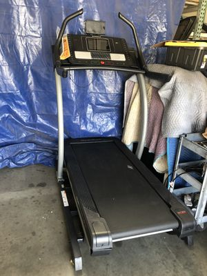 Nordictrack treadmill x11i treadmill/ ifit/Bluetooth / incline/ fan/ brand new for Sale in Riverside, CA