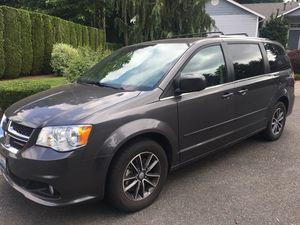 2017 Dodge Grand Caravan for Sale in Kirkland, WA