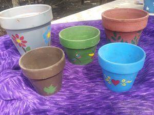 Flower pots for Sale in Leesville, SC