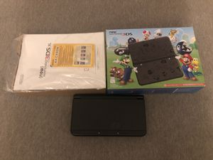 New Nintendo 3DS Mario Black Friday Limited Edition for Sale in Los Angeles, CA