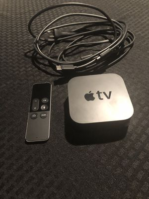 Apple TV (4th Gen) for Sale in Buffalo, NY