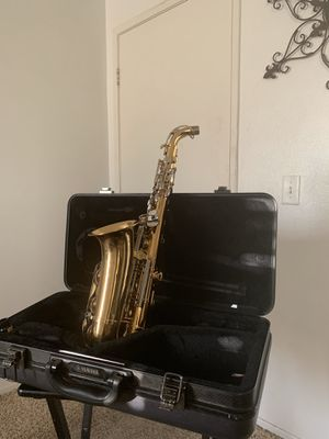 Fairly New Alto Saxophone for Sale in Upland, CA