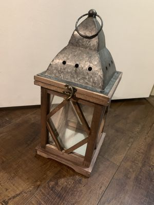 Candle Holder Lamp Indoor Outdoor Decoration for Sale in Chino, CA