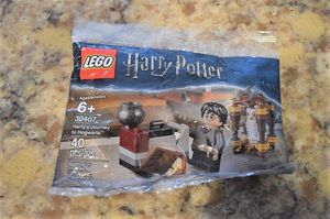 New - LEGO Harry Potter Harry´s Journey to Hogwarts 30407 for Sale in Oceanside, CA