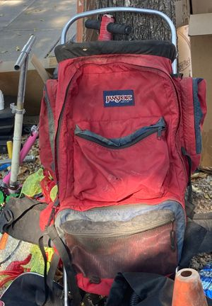 Large hiking backpack for Sale in Litchfield Park, AZ