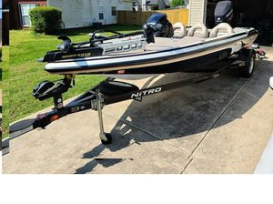 2013 Nitro Z7 Bass Boat with Mercury Pro XS 150 for Sale in New York, NY