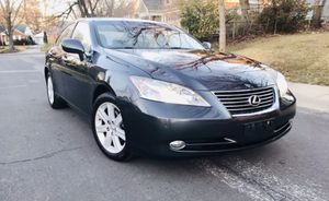 2007 Lexus ES 350 + Drives Excellent + Touch Screen + Navigation + Blue Tooth for Sale in Washington, DC