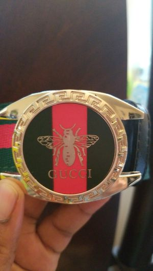 Gucci belt new size 42-44 for Sale in Chillum, MD