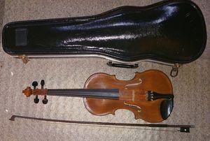 VINTAGE Karl Bauer made for William Lewis & Son Viola Model 90 53830 w/ Case for Sale in Bellingham, WA