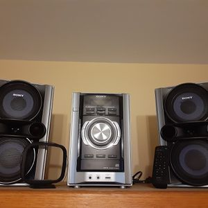 Sony Stereo for Sale in East Brunswick, NJ