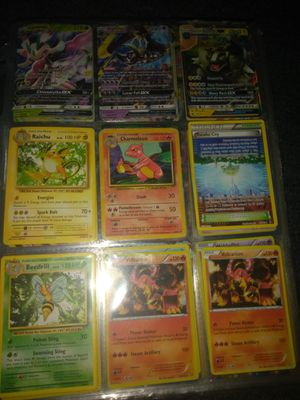 Pokemon card collection w for Sale in Fort Pierce, FL