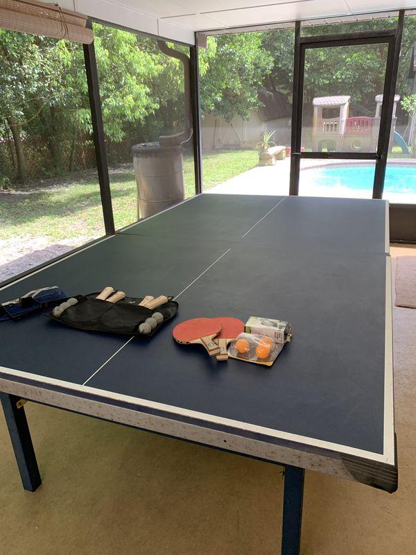 Ping Pong Table - Stiga