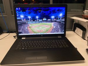 HP Touchscreen 17.3 Inch Laptop for Sale in Hanover, PA