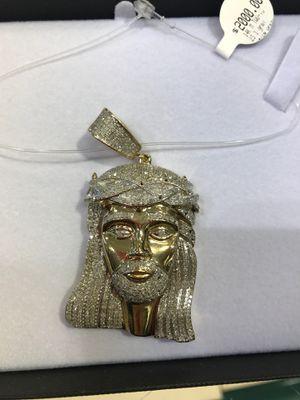 Jesus charm 14k 23.1grams for sale for Sale in Phoenix, AZ