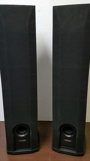 Polk Audio Tower Speakers - Good Condition - Great Sound. for Sale in Menifee, CA