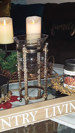 Home interiors candle holder for Sale in Philadelphia, PA