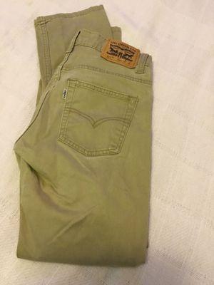 Levi's boys 14 Regular 511 slim Jeans for Sale in Silver Spring, MD
