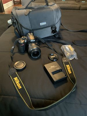 Nikon d3200 DSLR for Sale in New Britain, CT