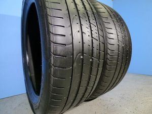 245/45/19 PIRELLI P-ZERO USED TIRES for Sale in Tampa, FL