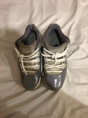 cool grey Jordan 11's size 10 for Sale in Mesquite, TX