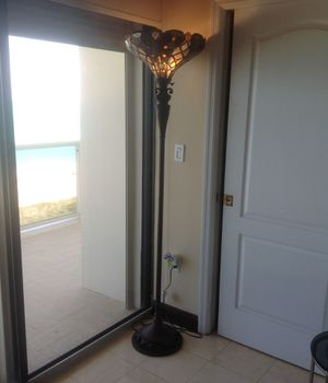 Torchiere lamp for Sale in Miami Beach, FL