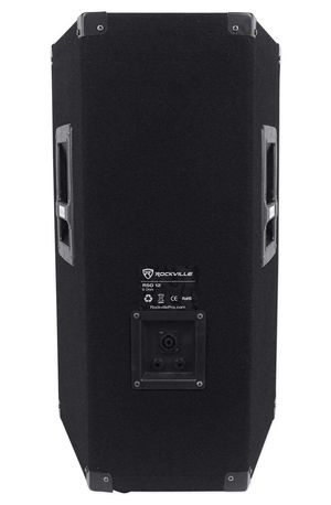 Rockville RSG-12 Passive PA speakers (Pair) for Sale in Morrisville, NC