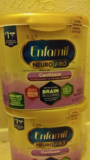 Enfamil neurosupport for Sale in Cedar Hill, TX