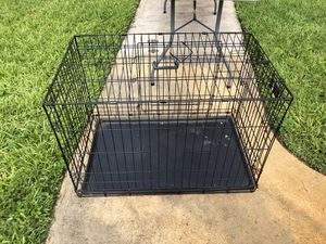 Dog Cage Double Door for Sale in Hollywood, FL