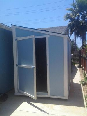 8x8x8 SHED FOR SALE for Sale in Claremont, CA