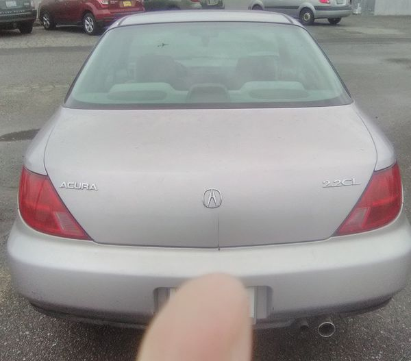 Acura Cl For Sale In Seattle, WA