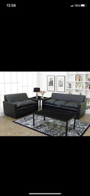 Brand new 2 pc living room - sofa + loveseat for Sale in Chicago, IL